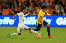 Fernandinho scored an absolute beauty as Brazil won 5-0 tonight