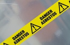 Someone has been illegally dumping asbestos around Clare