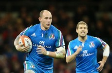 Italy without captain Sergio Parisse for Six Nations visit to Dublin