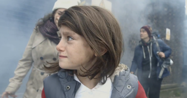 This video of a fictional civil war in the West is the daily reality for children in Syria
