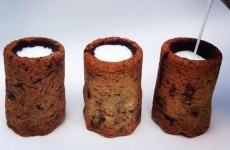 Cronut creator unveils his newest invention...a cookie 'shot glass'