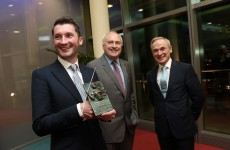 Property company lands innovation gong