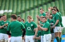 O'Driscoll won't tolerate any 'Let's win it for Brian' talk in the dressing room