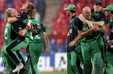 Fresh hope for Irish as cricket officials recommend World Cup qualifiers