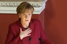 6 things we learned about Angela Merkel from her Q&A with Trinity students