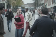 This simple, touching advert will teach you how to find love