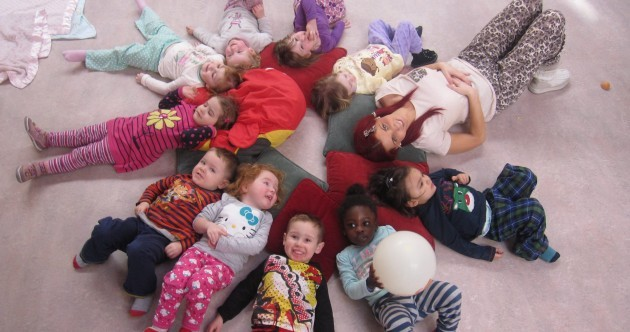 Pics: 55,000 children take part in National Pyjama Day to raise money for charity