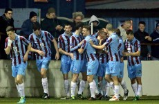 Drogheda overcome Dundalk in five-star Louth derby