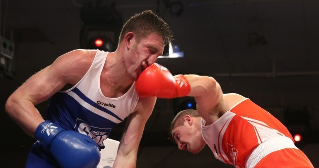 Ward dominant on night of new champions at National Boxing Finals