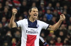Zlatan's latest piece of trickery is textbook Zlatan