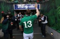 Humbled O'Driscoll couldn't have asked for better ending than seven-try farewell party