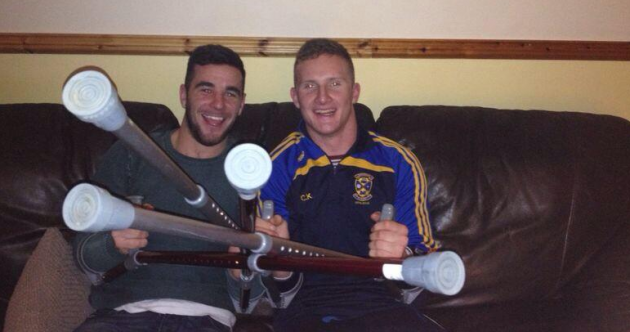 Snapshot: Ciaran Kilkenny set for cruciate recovery with teammate Kevin O'Brien