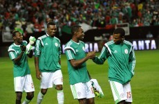 Nigeria on $100,000-a-man bonus to win World Cup