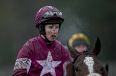 Bryan Cooper breaks leg in fall at Cheltenham Festival