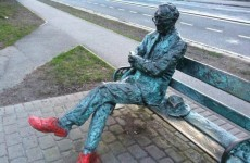 Specialist cleaning of Patrick Kavanagh statue required after vandalism