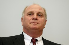Bayern Munich chief Uli Hoeness jailed for three and a half years