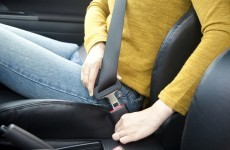 How did your county do when it comes to not wearing seatbelts?
