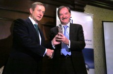 Taoiseach awards St. Patrick's Day science medal to Irish scientist