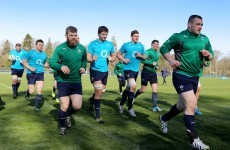'Ireland don't need mad aggressive heads to beat France,' says cool, calm Cian Healy