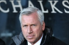 Hull accept Alan Pardew's head-butt apology
