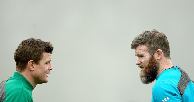 BOD and D'Arce: The changing faces of Ireland's greatest ever centre partnership