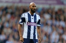 Banned Nicolas Anelka to leave West Brom