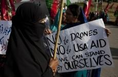 Pakistan's parliament condemns Bin Laden raid, US drone attacks
