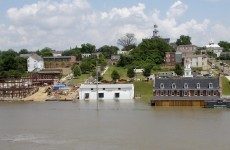 Tens of thousands of homes could be swamped as Mississippi river floodgates to be opened