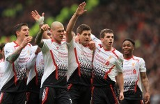 Title-chasing Liverpool sink sorry Manchester United