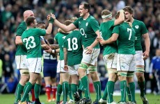 Devin Toner enjoying 'cool feeling' after Ireland's pack power to Six Nations success