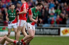 Mayo strike four goals in Castlebar to end Cork's unbeaten league record