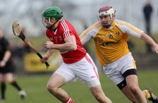 Cork hurlers go top of Division 1B table with comeback victory against Antrim