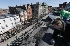 Almost 300 people cautioned for public drinking at Boston Patrick's Day parade