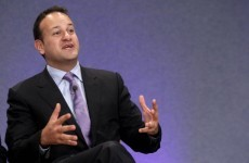 Varadkar tells all-male lunch that 'real change requires courage'