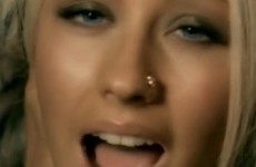 On this night in 2003 you were listening to... Christina Aguilera