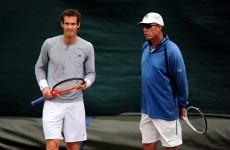 Wimbledon winner Andy Murray splits with coach Ivan Lendl · The42