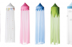 IKEA recalls cot canopies due to fears they could strangle infants