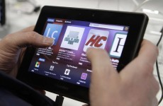 BlackBerry maker recalls batch of faulty PlayBook tablets