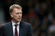 Manchester United performances left Moyes feeling 'ashamed'