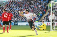 As it happened: Cardiff City v Liverpool, Premier League