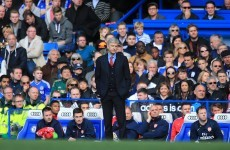 Arsene Wenger takes blame for 'one of worst days'
