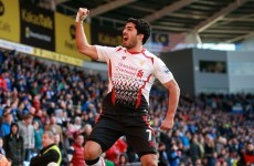 'Remarkable' Luis Suarez has Liverpool dreaming of title
