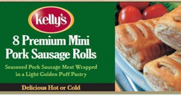 Aldi withdraws sausage rolls over sulphur labelling
