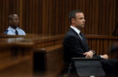 The text messages between Oscar Pistorius and Reeva Steenkamp