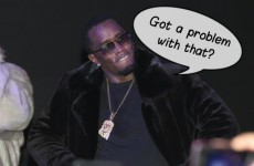 Diddy wants to be called Puff Daddy again... It's The Dredge