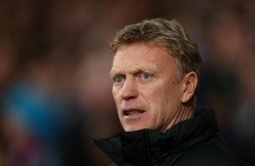 Moyes denies United's best days are behind them