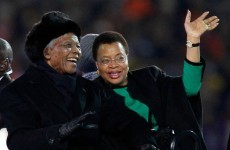 Mandela widow gives up her right to half his estate