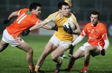 14-man Antrim push Armagh all the way in Ulster U21 quarter-final