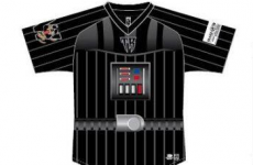 Star Wars themed baseball uniforms appear to be the next big thing