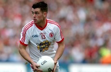Two changes on Tyrone team ahead of trip to Cork